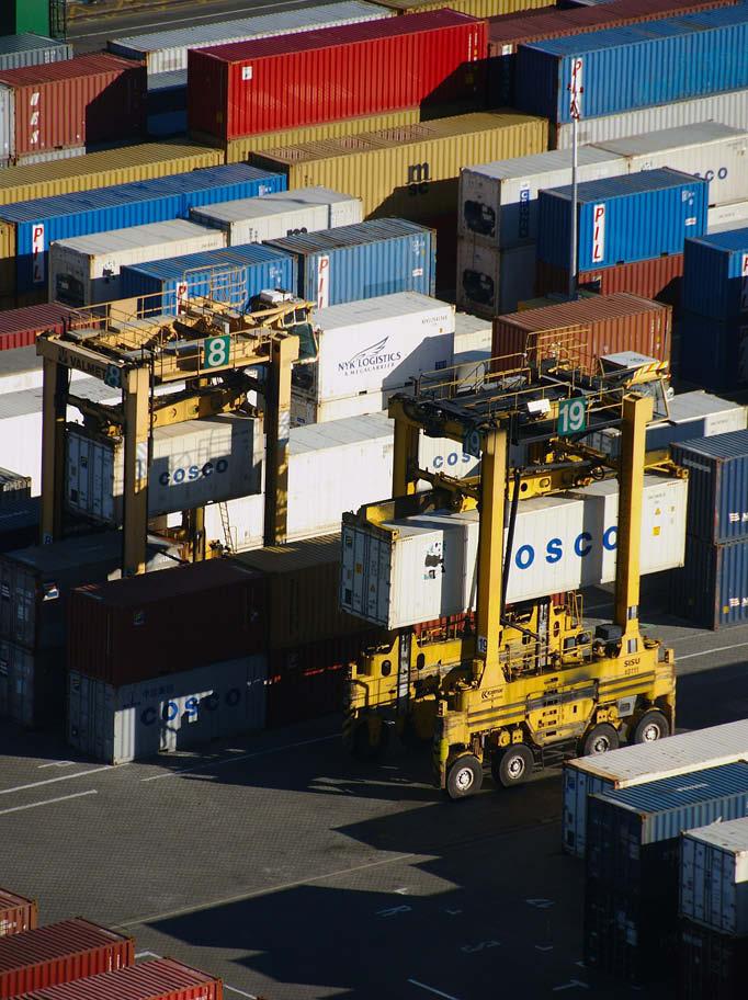Cargo Port Operations